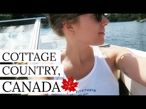 TRAVEL DIARY: COTTAGE COUNTRY, CANADA