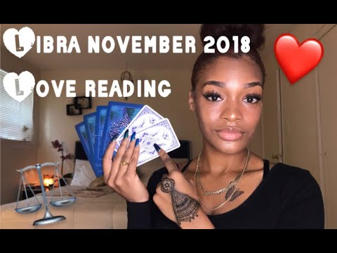 Libra❤️An Offer That Will Leave You Breathless November 2018 Love Reading🔮✨A Month Of Bliss🙌🏾