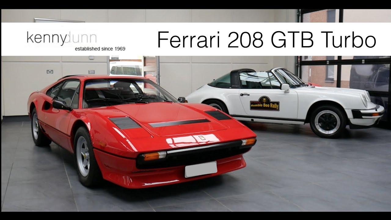 Ferrari 208 Gtb Turbo Interior And Exterior Walkaround Youtube