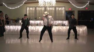 Smooth Criminal: Jeff Loehrke Wedding Dance thumbnail