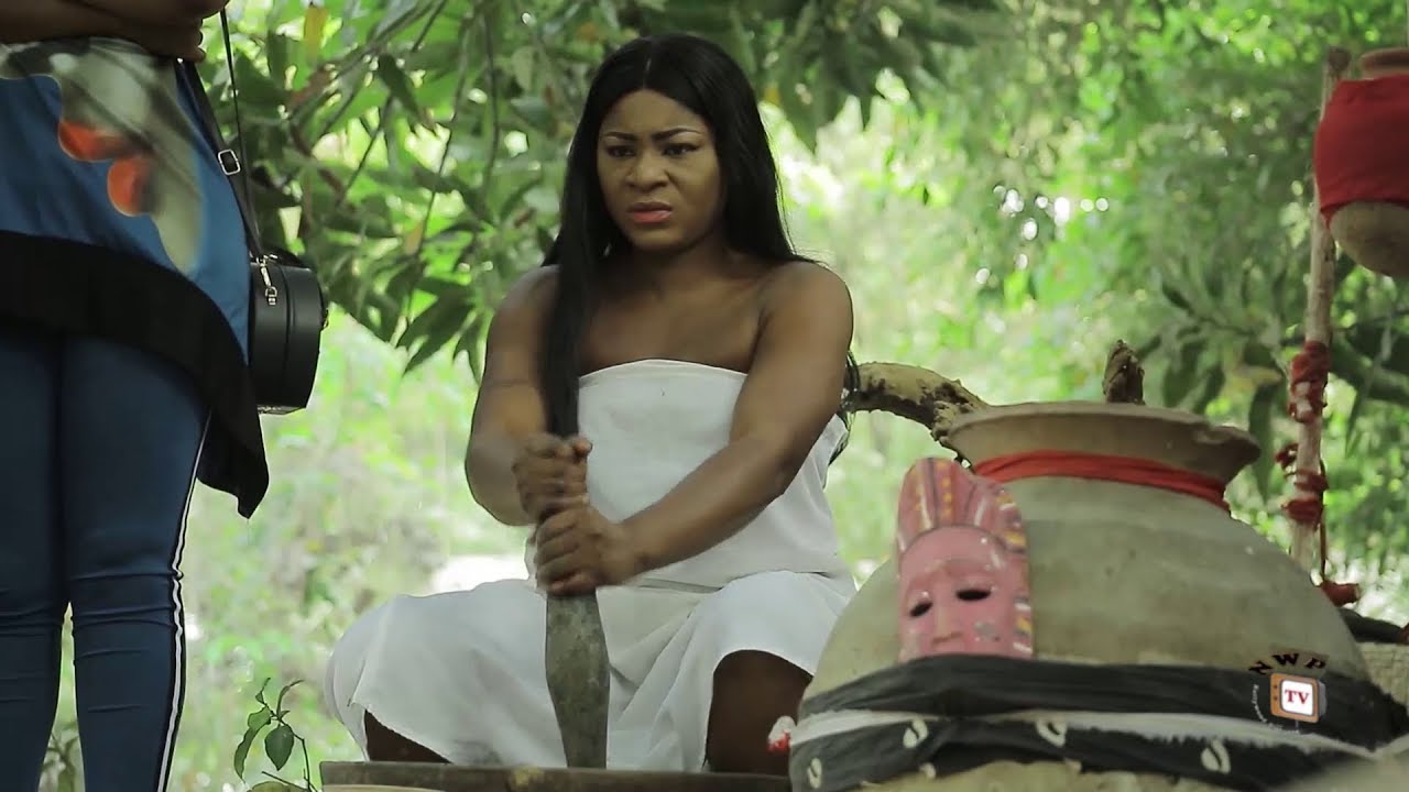 Download Tears & Pain - (Destiny Etiko New Movie) - 2020 Latest Nigerian Nollywood Movie