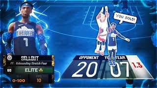 SELLOUT OF THE YEAR - HE MISSED A LAYUP FOR THE WIN! YOU WON'T BELIEVE THESE INSANE NBA 2K19 GAMES