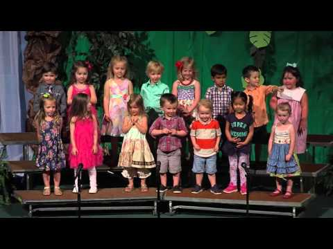 Preschool 3 -  Sonshine School Program 2016