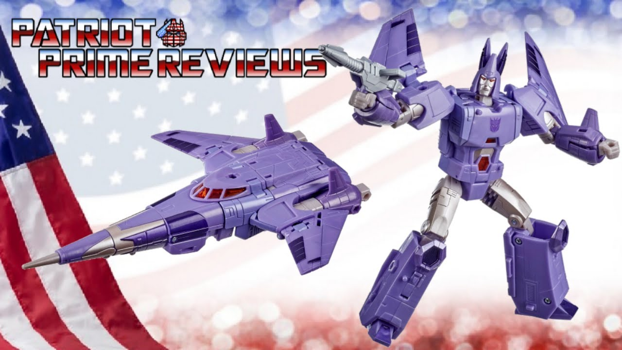 Patriot Prime Reviews Kingdom Cyclonus