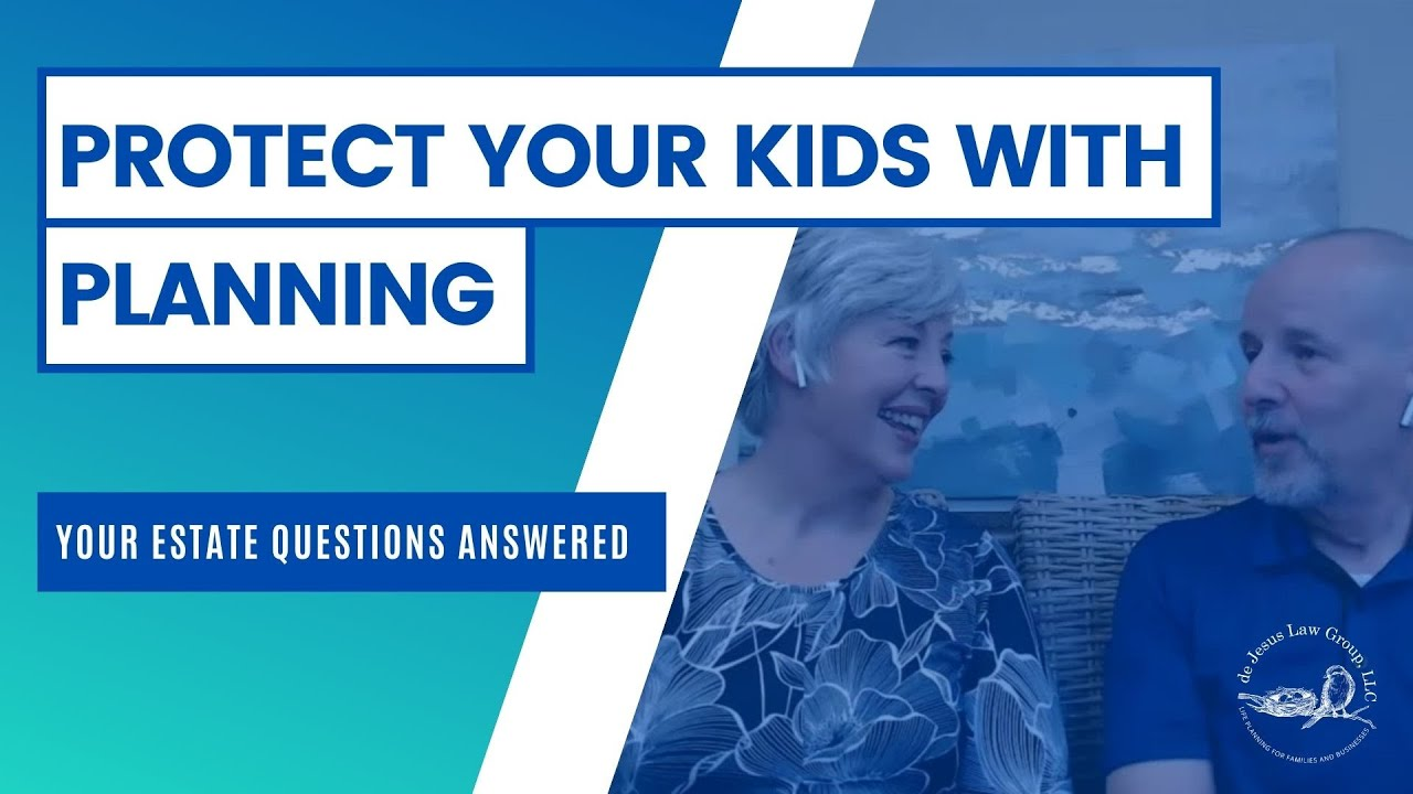 How can you protect your children through estate planning?
