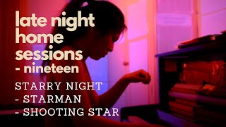 Belle Chen - Late Night Home Sessions: 19 (Starry Night - David Bowie's Starman, Shooting Star)