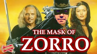 The Mask Of Zorro - Movie Review