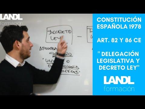 esquema-constitución-española-1978-oposiciones,-decreto-legislativo-y-decreto-ley.