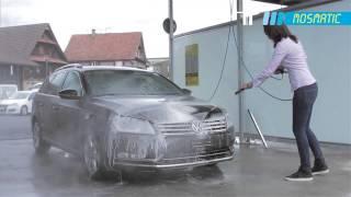MOSMATIC I Modern Self Service Car wash / Moderne SB Waschanlage