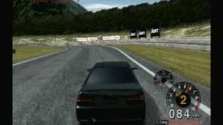 Tokyo Xtreme Racer Drift 2 - Raw & Uncut - Test Course Drifting