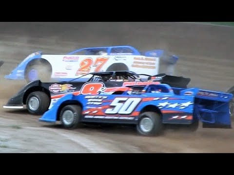 Late Model Slo-mo Compilation
