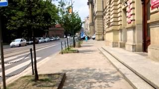 アキーラさん散策!親日国ポーランド・クラクフ市街1,Krakaw-City,Poland