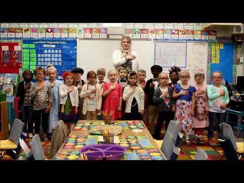 Herndon Magnet School   Mrs  Reynolds' Kindergarten   2018 19