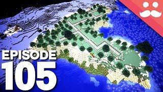 Hermitcraft 5: Episode 105 - BIG PROGRESS!