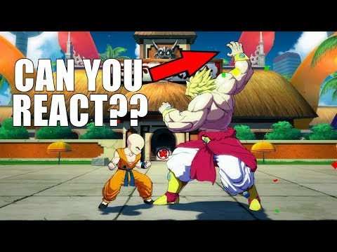 How Fast Can You React In Fighting Games? You May Be Slower Than You Think.