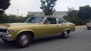Cruze to Chevy Dealer 2016 National Nostalgic Nova Nationals @ Dover