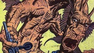 Supervillain Origins: Fin Fang Foom