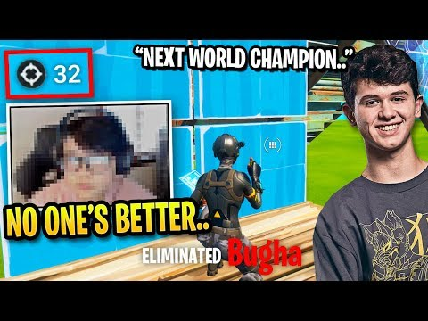 He Destroyed The WORLD CHAMPION Then WON The Tournament...