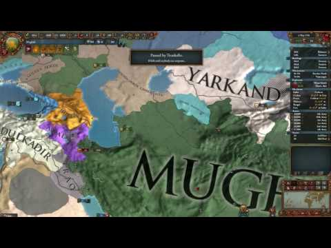 Magyar Let's Play Europa Universalis IV - Távoltengely - 35.