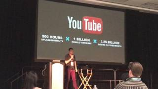 [#VidCon 2017] Hero, Hub, Help: Content Strategy for Brands