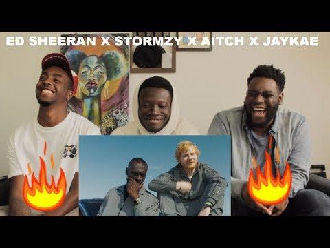 Ed Sheeran - Take Me Back To London (Sir Spyro Remix) [feat. Stormzy, Jaykae \u0026 Aitch] Reaction indir