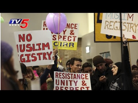 Immigrants Protest Against Trump For Their Rights To Live In 'US' | TV5 News
