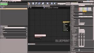 Unreal Engine 4. Blueprint. Урок 3 - Создаем Триггер дверь.