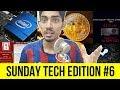 STE#6: Stupid Intel😑, AMD Vega 56 vs GTX 1070, Bitcoin crossed $3,000, Wannacry Hackers, Steam!