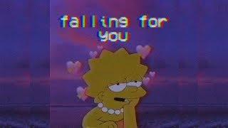 falling 4 you ❤  Lisa Simpson Mood Edit
