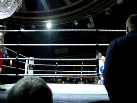 Boxing (Glenn Boden) Looking for a sponcer