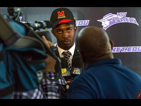 Class of 2017 Darryl Morsell Commits to Maryland Terps