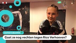Hoe is het met boks-kampioen Ruby, die Rico Verhoeven uitdaagde?