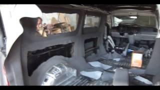 видео переделка микроавтобусов