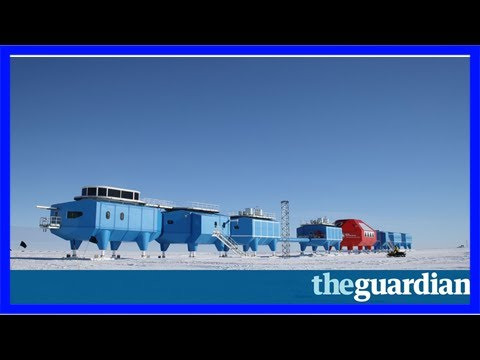 British antarctic research station to shut for second winter as cracks in ice grow