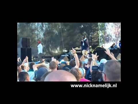 Phat Kat & Elzhi as Cold Steel live at hiphopkemp 2010