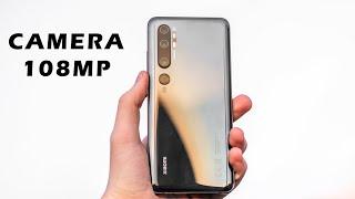 Xiaomi Mi Note 10 Pro Review: Camera 108MP, pin 5260mAh, sạc 30W