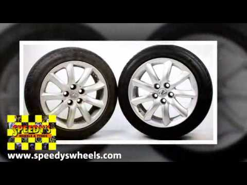 Alloy Wheel Repairs - Speedys Wheels & Tyres
