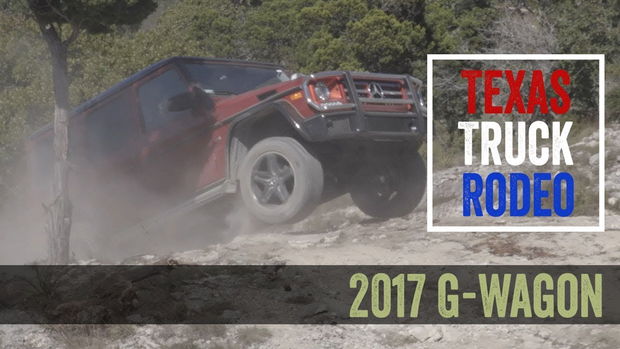 mercedes g wagon truck 2017. off-road review 2017 mercedes-benz g550 | g-wagon - texas truck rodeo mercedes g wagon