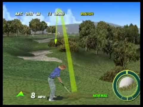 Playstation Pga European Tour Golf Flv Youtube