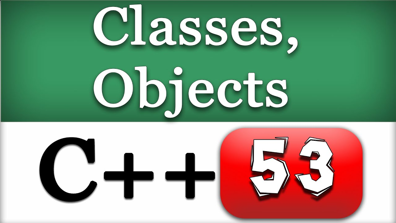 C++ Object Oriented Programming Video Tutorials For Beginners [Completed Series]