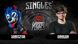 SonicFox vs Dragon - GRAND FINALS: Top 8 - MK11 Summit of Time | Jacqui Briggs vs Cetrion thumbnail