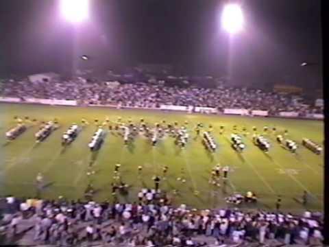 Oxford Yellow Jacket Band 1994 - Oxford Alabama