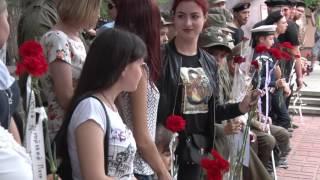 Мемориальная акция «Лента Памяти»  -  22 июня 2016 г.