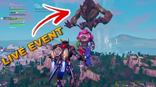 Fortnite CATTUS EVENT - Fortnite season 9 live event FREE REWARDS