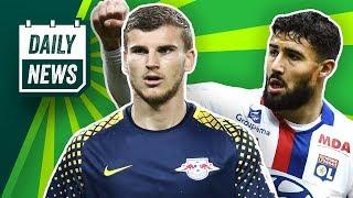 Zidane verlässt Real Madrid! Fekir & Werner zum FC Bayern? Diallo zum BVB? Daily News
