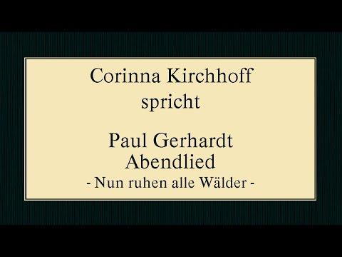 "Paul Gerhardt ""Abendlied"" I"