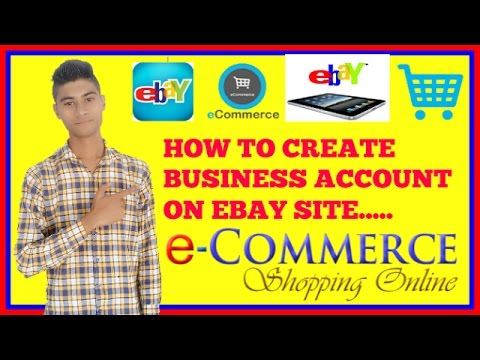 How To Register an Account on eBay - Hindi Tutorial [Hindi Best Trick]