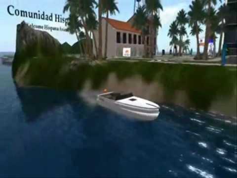 Chat/Mundovirtual 3D Con Chat De Voz AVINATION 2013