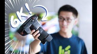 Blackmagic Pocket Cinema Camera 6K Review: Monster of a camera, Problem persist