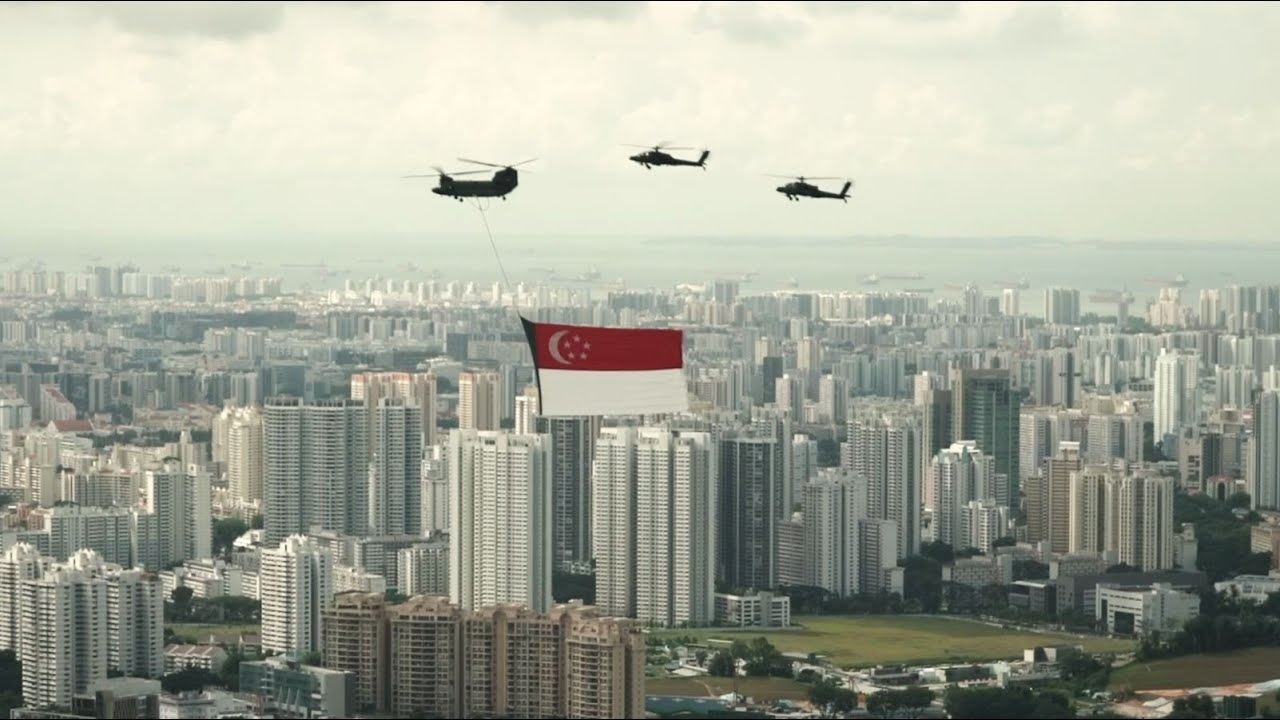 NDP 2020 Fly Our Flag – Behind the Scenes